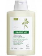 Шампунь Klorane с овсяным молочком ежедневный 200 мл
