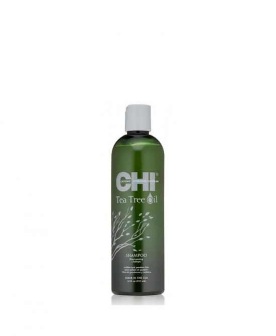 chi tea tree oil shampoo 739 ml. Black Bedroom Furniture Sets. Home Design Ideas