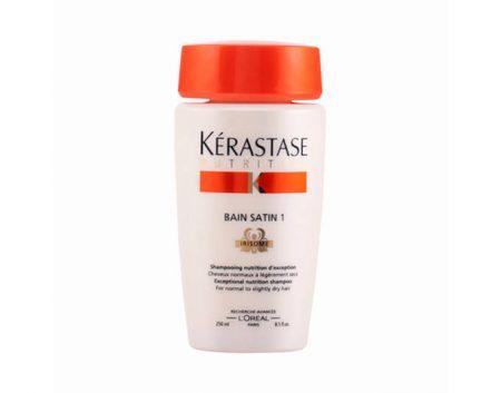 Нутритив Бен Сатен 1, шампунь-ванна для нормального и едва сухих волос, 250мл (thumb27854)