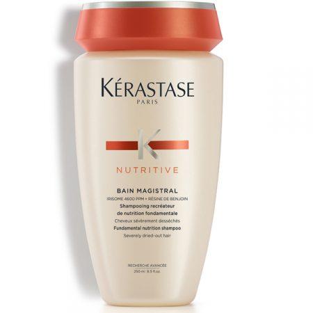Нутритив Бен Мажистраль, шампунь-ванна для фундаментального питания очень сухих волос, 250мл (thumb27851)