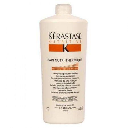Нутритив Бен Мажистраль, шампунь-ванна для фундаментального питания очень сухих волос, 1000мл (thumb27848)