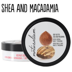 Масло-крем для тела Масло Ши и Макадамия 200 мл (thumb28647)