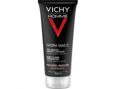 Виши Ом -Гидра Мат C-Тонизирующий увлаж. гель для душа для волос и тела для мужчин. Тюбик 200 мл (thumb29758)