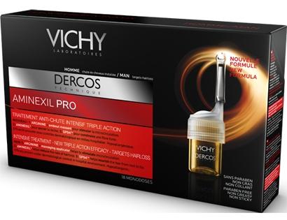 Деркос Аминексил Клиникал 5 средство против выпадения волос комплексного действия для мужчин 21х6 мл (thumb29751)